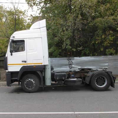 Аренда фуры 20 тонн от компании СервисЛогистик