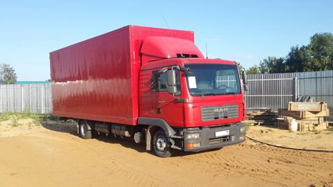 Грузоперевозки 10 тонн по Москве и России