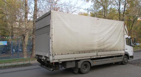 Грузоперевозки автомобилями грузоподъемностью 3-3,5 тонны в Москве и области