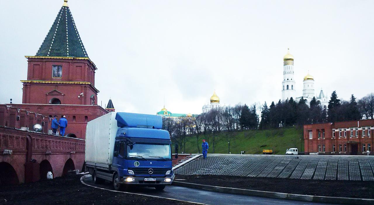 Грузоперевозки 5 тонн по Москве с пропуском в центр