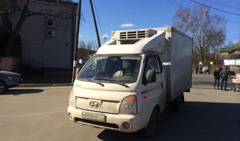Перевозка 1 тонны груза по Москве и Московской области