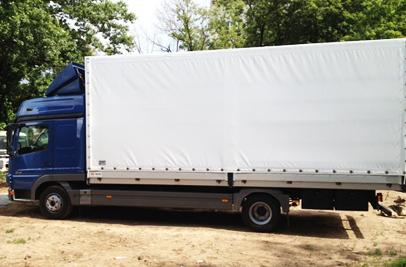 Грузовые перевозки 5 тонн автомобилями по России