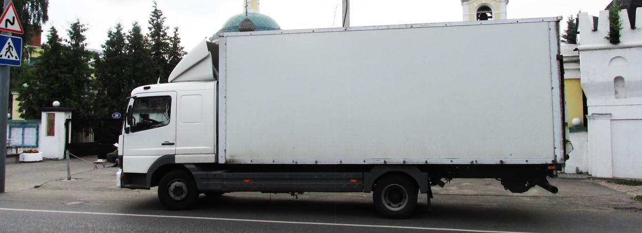 Перевозка мебели на дачу по Москве и Московской области